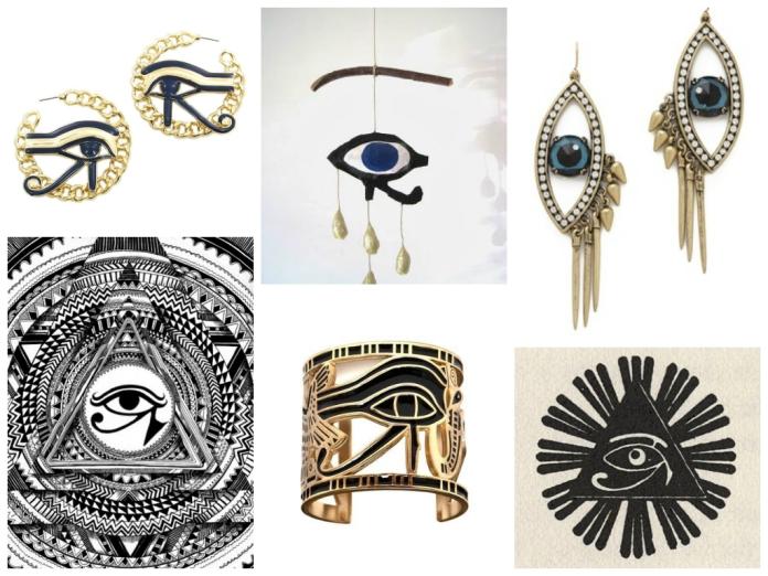 Fabspiration eye of horus