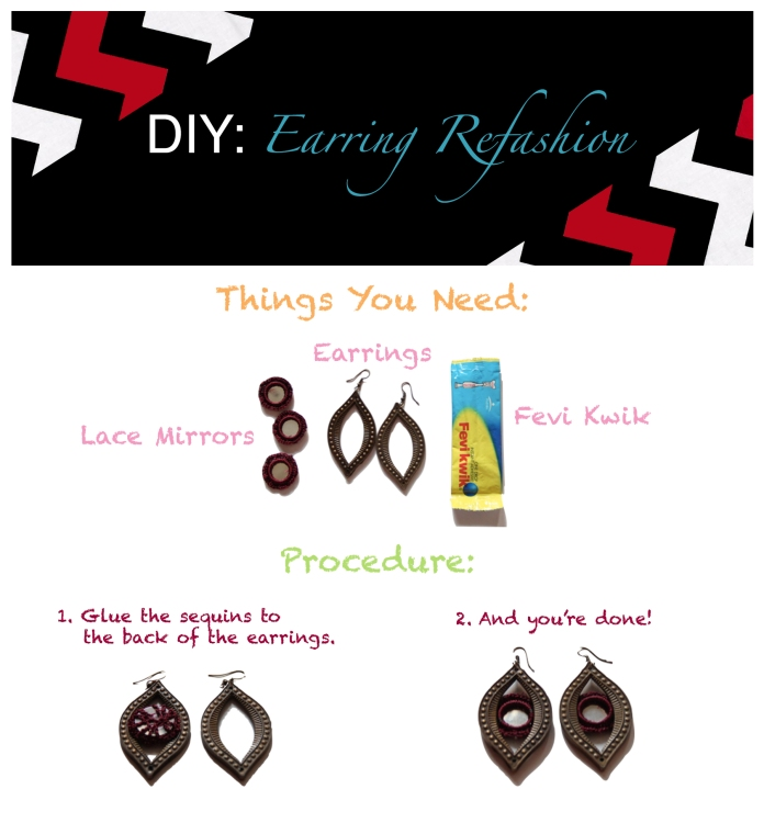 post diy earring refashion