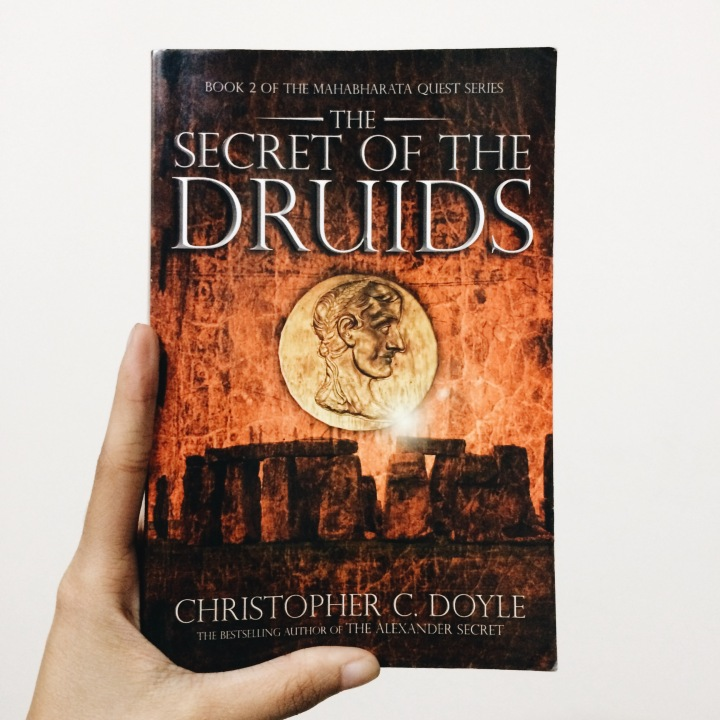 The Secret Of The Druids by Christopher C. Doyle